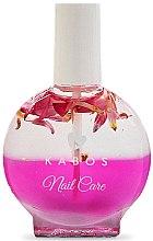 Voňavky, Parfémy, kozmetika Olej na nechty a kutikulu - Kabos Nail Oil Pink Flowers