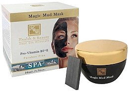 Voňavky, Parfémy, kozmetika Minerálna bahenná maska - Health and Beauty Magic Mud Mask