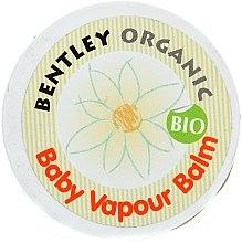 Voňavky, Parfémy, kozmetika Otepľujúci detský balzam Vapur - Bentley Organic Baby Vapour Balm