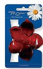 Voňavky, Parfémy, kozmetika Sponka do vlasov 24405, červená - Top Choice
