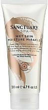 Voňavky, Parfémy, kozmetika Hydratačný telový krém - Sanctuary Spa Wet Skin Moisture Miracle