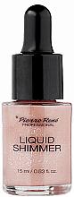Voňavky, Parfémy, kozmetika Lesk na tvár a telo - Pierre Rene Liquid Shimmer