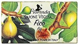 """Voňavky, Parfémy, kozmetika Prírodné mydlo """"Figa"""" - Florinda Fig Natural Soap"""