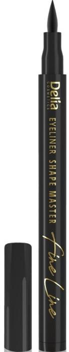 Očná linka vo fixke - Delia Cosmetics Shape Master Fine Line Eyeliner