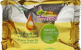 "Voňavky, Parfémy, kozmetika Organické mydlo s arómou kalissona ""Arganový olej"" - Ma Provence Nature Soap"