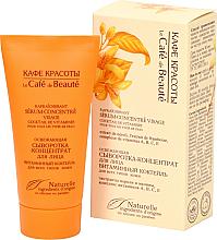 """Voňavky, Parfémy, kozmetika Osviežujúce pleťové sérum """"Vitamínový koktail"""" pre všetky typy pleti - Le Cafe de Beaute Vitamin Coctail Face Serum"""