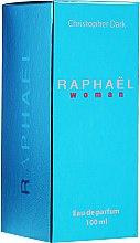 Voňavky, Parfémy, kozmetika Christopher Dark Raphael - Parfumovaná voda
