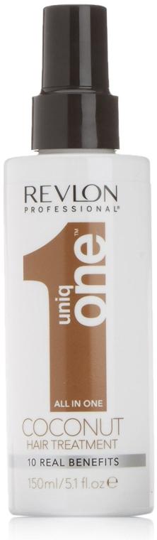 Maska-sprej na vlasy s kokosovou vôňou - Revlon Revlon Professional Uniq One Coconut Hair Treatment