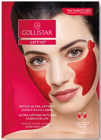 Náplasti pre obrys tváre - Collistar Lift HD Ultra-Lifting Patches — Obrázky N1