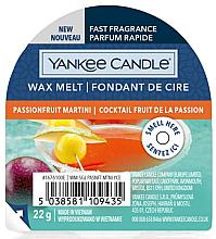 Voňavky, Parfémy, kozmetika Aromatický vosk - Yankee Candle Wax Melt Passion Fruit Martini