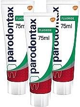 Voňavky, Parfémy, kozmetika Sada - Parodontax Fluoride