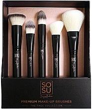 Voňavky, Parfémy, kozmetika Súprava štetcov pre make-up - Sosu by SJ Premium Makeup Brushes