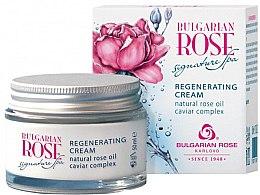 Voňavky, Parfémy, kozmetika Regeneračný krém - Bulgarian Rose Signature SPA Regenerating Cream