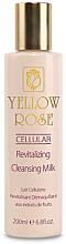 Voňavky, Parfémy, kozmetika Čistiace mlieko s kmeňovými bunkami - Yellow Rose Cellular Revitalizing Cleansing Milk