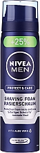 Voňavky, Parfémy, kozmetika Pena na holenie - Nivea For Men Protect & Care Extra Moisture Shaving Foam