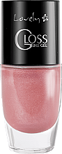 Voňavky, Parfémy, kozmetika Lak na nechty - Lovely Gloss Like Gel