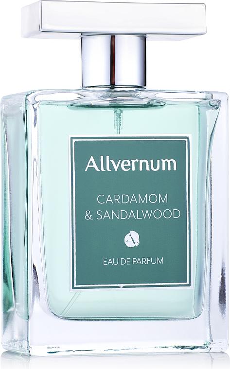 Allvernum Cardamom & Sandalwood - Parfumovaná voda