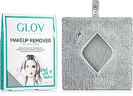 Voňavky, Parfémy, kozmetika Rukavička na odstráňenie make-upu, sivá - Glov Comfort Hydro Demaquillage Gloves Glam Grey