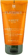 Voňavky, Parfémy, kozmetika Intenzívny výživný šampón - Rene Furterer Karite Nutri Nourishing Ritual Intense Nourishing Shampoo