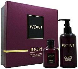 Voňavky, Parfémy, kozmetika Joop! Wow! For Women Gift Set - Sada (edt/60ml+sh/g/250ml)