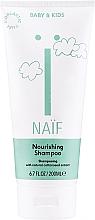Voňavky, Parfémy, kozmetika Detský výživný šampón - Naif Baby Nourishing Shampoo