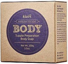Voňavky, Parfémy, kozmetika Mydlo na tvár a telo - Klairs Supple Preparation Body Soap