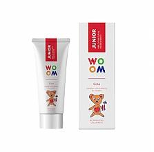 Voňavky, Parfémy, kozmetika Detská zubná pasta - Woom Junior Cola Toothpaste