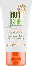Voňavky, Parfémy, kozmetika Krém na nohy proti prasklinám - Nonicare Garden Of Eden Foot Cream Anti-Crack
