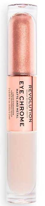 Tekuté tiene na viečka - Makeup Revolution Eye Chrome Liquid Eyeshadow