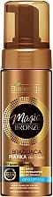 Voňavky, Parfémy, kozmetika Bronzujúca pena, svetlý tón pleti - Bielenda Magic Bronze