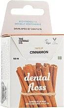 """Voňavky, Parfémy, kozmetika Zubná niť """"škorica"""" - The Humble Co. Dental Floss Cinnamon"""