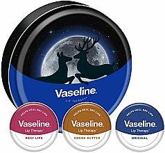 Voňavky, Parfémy, kozmetika Sada - Vaseline Lip Therapy Selection (balm/3x20g)