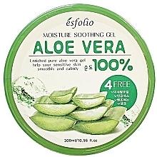 Voňavky, Parfémy, kozmetika Hydratačný gél s Aloe Vera - Esfolio Moisture Soothing Gel Aloe Vera 100% Purity