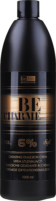 Oxidant na vlasy - Beetre Becharme Oxidizer 6%
