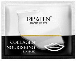 Voňavky, Parfémy, kozmetika Výživná maska na pery s kolagénom - Pil'aten Collagen Nourishing Lip Mask