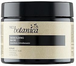 Voňavky, Parfémy, kozmetika Regeneračná maska na vlasy - Trico Botanica Rebuilding