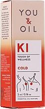 Voňavky, Parfémy, kozmetika Zmes éterických olejov - You & Oil KI-Cold Touch Of Welness Essential Oil