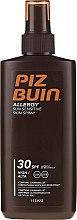Voňavky, Parfémy, kozmetika Sprej na opaľovanie pre telo - Piz Buin Allergy Sun Sensitive Skin Spray SPF30