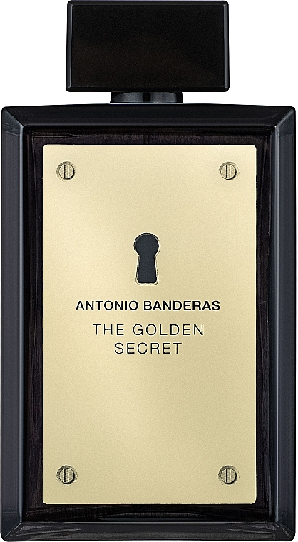Antonio Banderas The Golden Secret - Toaletná voda