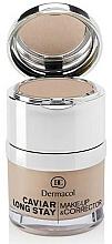 Voňavky, Parfémy, kozmetika Korektor na tvár - Dermacol Caviar Long Stay Make-Up & Corrector