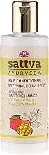 Voňavky, Parfémy, kozmetika Kondicionér na vlasy - Sattva Conditioner Mango