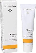 Voňavky, Parfémy, kozmetika Denný krém na tvár - Dr. Hauschka Tinted Day Cream