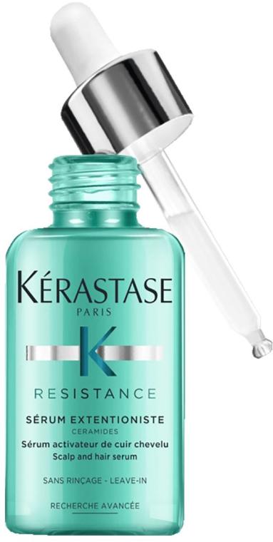 Sérum na vlasy a pokožku hlavy - Kerastase Resistance Serum Extentioniste