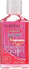 """Voňavky, Parfémy, kozmetika Antibakteriálny čistiaci gél na ruky """"Jahodové daiquiri"""" - Bubble T Cleansing Hand Gel"""