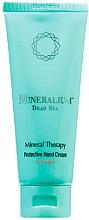 Voňavky, Parfémy, kozmetika Ochranný krém pre suchú pokožku rúk - Minerallium Mineral Therapy Protective Hand Cream
