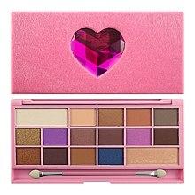 Voňavky, Parfémy, kozmetika Paleta tieňov na viečka - I Heart Revolution Unicorn Love Palette