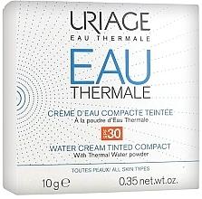 Voňavky, Parfémy, kozmetika Kompaktný krémový púder - Uriage Eau Thermale Water Tinted Cream Compact SPF30
