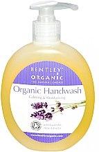 """Voňavky, Parfémy, kozmetika Tekuté mydlo na ruky """"Upokojujúce a hydratačné"""" - Bentley Organic Body Care Calming & Moisturising Handwash"""