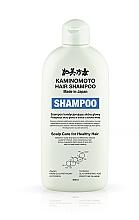 Voňavky, Parfémy, kozmetika Liečebný šampón na starostlivosť o pokožku hlavy - Kaminomoto Medicated Shampoo