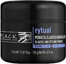 Voňavky, Parfémy, kozmetika Modelovacia pomáda na vlasy - Black Professional Line Rytual
